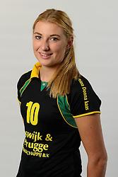 29-10-2014 NED: Selectie Prima Donna Kaas Huizen vrouwen, Huizen<br /> Selectie seizoen 2014-2015 / Dewi Kohler