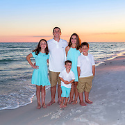 Hein Family Beach Photos