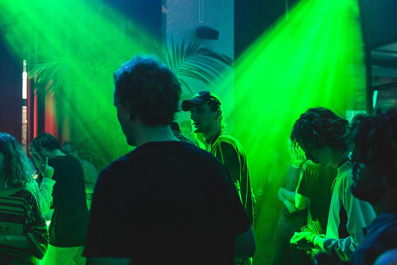 Film Fest Gent - Afterparty: Kilbourne plays Blade