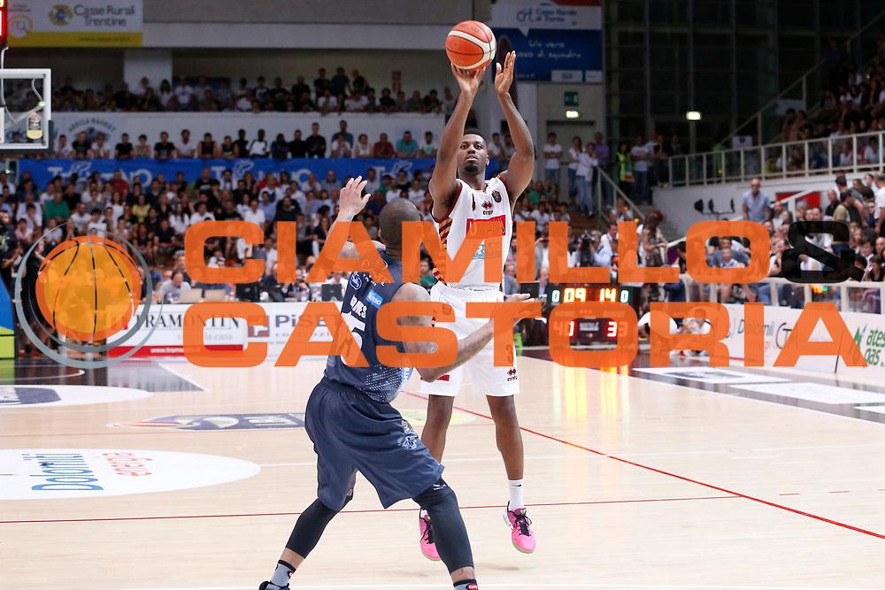 Ejim Melvin<br /> Dolomiti Energia Aquila Basket Trento - Umana Reyer Venezia <br /> Lega Basket Serie A 2016/17 Finali Gara 03<br /> Trento, 14/06/2017<br /> Foto Ciamillo-Castoria / M. Brondi