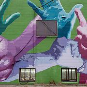 Esam Hassanyeh, Graffiti Alley, Toronto