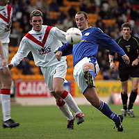 St Johnstone v Airdrie..23.10.04<br />