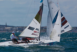 StarGERStanjek Robert, Kleen Frithjof<br /> <br /> 2012 Olympic Games <br /> London / Weymouth