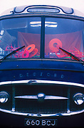 Bedford Bus,Glastonbury,1995.