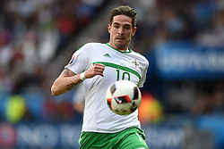 Kyle Lafferty of Northern Ireland  - Mandatory by-line: Joe Meredith/JMP - 25/06/2016 - FOOTBALL - Parc des Princes - Paris, France - Wales v Northern Ireland - UEFA European Championship Round of 16