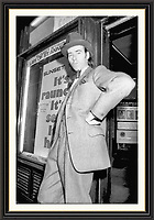 Soho Sunset Strip London<br /> Museum-quality Archival signed Framed Photograph A3 (Limited Edition) £650