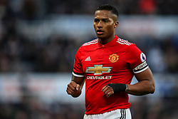 Luis Antonio Valencia of Manchester United - Mandatory by-line: Matt McNulty/JMP - 11/02/2018 - FOOTBALL - St James Park - Newcastle upon Tyne, England - Newcastle United v Manchester United - Premier League