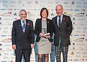 Scottish Borders Business Excellence Awards 2016,  Healthcare and Well-being Award. Sponsored by Scottish Borders Chamber of Commerce. Winner ~ Queens House (Kelso).<br />