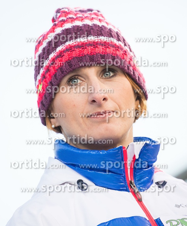 Tadeja Brankovic Likozar during Women 7,5 km Sprint at day 2 of IBU Biathlon World Cup 2015/16 Pokljuka, on December 18, 2015 in Rudno polje, Pokljuka, Slovenia. Photo by Vid Ponikvar / Sportida