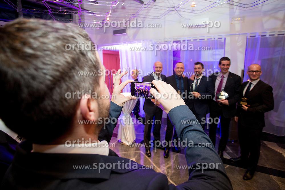 at Volvo trucks annual meeting, on January 20, 2016, in Hotel Habakuk, Maribor, Slovenia.  (Photo by Matic Klansek Velej / Sportida)
