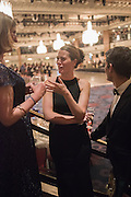 CHARLOTTE MACKIE; CARRIE CRACKNELL; TITUS SHARPE, The Royal Caledonian Ball 2015. Grosvenor House. Park Lane, London. 1 May 2015.