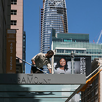 San Francisco Market Street 2017<br /> Architecture Walk