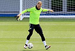 Joe Hart of Manchester City trains - Mandatory byline: Matt McNulty/JMP - 25/04/2016 - FOOTBALL - City Football Academy - Manchester, England - Manchester City v Real Madrid - UEFA Champions League Training Session