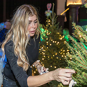 NLD/Amsterdam/20191206 - Sky Radio's Christmas Tree For Charity 2019, Estelle Gullit