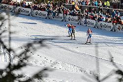 11.02.2017, Biathlonarena, Hochfilzen, AUT, IBU Weltmeisterschaften Biathlon, Hochfilzen 2017, Sprint Herren, im Bild Benedikt Doll (GER) // Benedikt Doll of Germany during Men's Sprint of the IBU Biathlon World Championships at the Biathlonarena in Hochfilzen, Austria on 2017/02/11. EXPA Pictures © 2017, PhotoCredit: EXPA/ Stefan Adelsberger