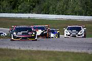 Start of race 2 at Calabogie.
