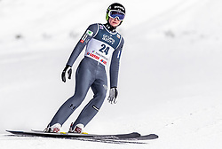 20.01.2019, Wielka Krokiew, Zakopane, POL, FIS Weltcup Skisprung, Zakopane, im Bild Anze Lanisek (SLO) // Anze Lanisek of Slovenia during the FIS Ski Jumping world cup at the Wielka Krokiew in Zakopane, Poland on 2019/01/20. EXPA Pictures © 2019, PhotoCredit: EXPA/ JFK