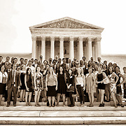 July 20th - Supreme Court Group Photos
