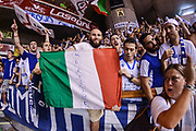 DESCRIZIONE : Campionato 2014/15 Serie A Beko Grissin Bon Reggio Emilia - Dinamo Banco di Sardegna Sassari Finale Playoff Gara7 Scudetto<br /> GIOCATORE : Commando Ultra' Dinamo<br /> CATEGORIA : Ultras Tifosi Spettatori Pubblico Ritratto Esultanza<br /> SQUADRA : Dinamo Banco di Sardegna Sassari<br /> EVENTO : LegaBasket Serie A Beko 2014/2015<br /> GARA : Grissin Bon Reggio Emilia - Dinamo Banco di Sardegna Sassari Finale Playoff Gara7 Scudetto<br /> DATA : 26/06/2015<br /> SPORT : Pallacanestro <br /> AUTORE : Agenzia Ciamillo-Castoria/L.Canu