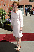 Koningin M&aacute;xima woonde het 7500ste door de Stichting Muziek in Huis georganiseerde concert bij, in woonzorgcentrum De Bolder.<br /> <br /> Queen M&aacute;xima attended the 7500ste organized by the Music Foundation House concert in nursing home De Bolder.<br /> <br /> op de foto / On the photo:  Maartje van Weegen