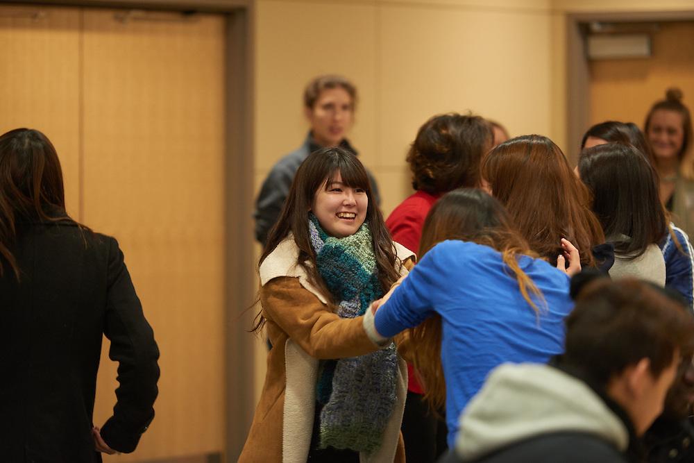 People; Diversity; Student Students; Type of Photography; Candid; UWL UW-L UW-La Crosse University of Wisconsin-La Crosse; International Graduation