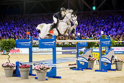 Michael Duffy - Lapuccino 2<br /> Jumping Amsterdam 2018<br /> © DigiShots