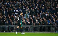 Tottenham Hotspur v Real Madrid 01/11/2017