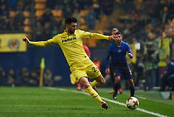 December 7, 2017 - Vila-Real, Castellon, Spain - Roberto Soriano of Villarreal CF during the Europa League match between Villarreal CF and Maccabi Tel Aviv at Estadio de la Ceramica on december 7, 2017 in Vila-real, Spain. (Credit Image: © Maria Jose Segovia/NurPhoto via ZUMA Press)