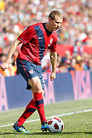 Fotball<br /> USA v Spania<br /> Foxborough <br /> 04.06.2011<br /> Foto: Gepa/Digitalsport<br /> NORWAY ONLY<br /> <br /> Bild zeigt Jonathan Spector (USA)