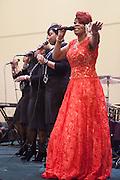 Kim Spivy, The Trumpelettes, Detroit Gospel Church Performances,