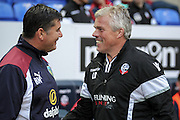 Lee Butler, First Team Goalkeeping Coach before the Pre-Season Friendly match between Bolton Wanderers and Burnley at the Macron Stadium, Bolton, England on 26 July 2016. Photo by Mark P Doherty.