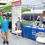 37th Annual Nordstrom Beat the Bridge to Beat Diabetes Sponsor: Seattle Sounders FC. Photo by Alabastro Photography.