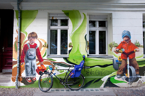 Painting Murals On Outside Walls · Painting Murals On Outside Walls