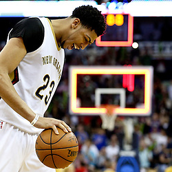 04-07-2015 Golden State Warriors at New Orleans Pelicans