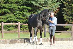 Thomsen, Morten<br /> Bodenarbeit mit Morten Thomsen<br /> © www.sportfotos-lafrentz.de/Stefan Lafrentz