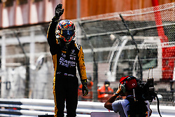 May 25, 2018 - Montecarlo, Monaco - 01 Artem MARKELOV from Russia of RUSSIAN TIME celebrating his victory during the Monaco Formula One Grand Prix  at Monaco on 23th of May, 2018 in Montecarlo, Monaco. (Credit Image: © Xavier Bonilla/NurPhoto via ZUMA Press)