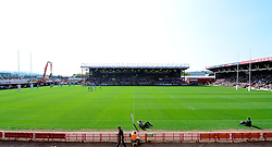 Bristol Rugby at their new home at Ashton Gate - Photo mandatory by-line: Joe Meredith/JMP - Mobile: 07966 386802 - 7/09/14 - SPORT - RUGBY - Bristol - Ashton Gate - Bristol Rugby v Worcester Warriors - The Rugby Championship