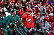 2011 World Series victory parade