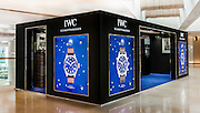 IWC Schaffhausen Boutique with 'Le Petit Prince' decoration at Pacific Place in Hong Kong . Photo by Victor Fraile / illume visuals
