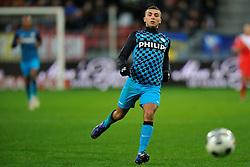 22-01-2012 VOETBAL: FC UTRECHT - PSV: UTRECHT<br /> Utrecht speelt gelijk tegen PSV 1-1 / Zakaria Labyad<br /> ©2012-FotoHoogendoorn.nl