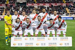 12.03.2016, Estadio de Vallecas, Madrid, ESP, Primera Division, Rayo Vallecano vs SD Eibar, 29. Runde, im Bild Rayo Vallecano // during the Spanish Primera Division 29th round match between Rayo Vallecano and SD Eibar at the Estadio de Vallecas in Madrid, Spain on 2016/03/12. EXPA Pictures © 2016, PhotoCredit: EXPA/ Alterphotos/ Borja B.Hojas<br /> <br /> *****ATTENTION - OUT of ESP, SUI*****