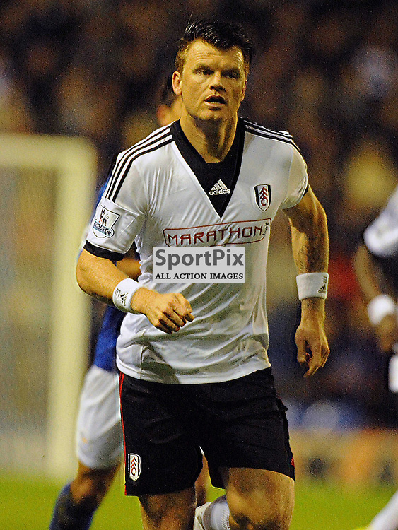 John Arne Riise Fulham FC, Leicester City v Fulham, Capital One Cup, 29th October 2013