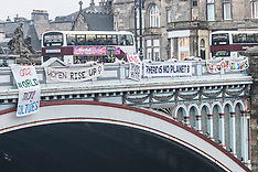 Bridges Not Walls | Edinburgh | 20 January 2017