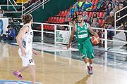 DESCRIZIONE : Avellino Lega A 2015-16 Sidigas Avellino Dolomiti Energia Trentino Trento<br /> GIOCATORE : Taurean Green<br /> CATEGORIA : palleggio <br /> SQUADRA : Sidigas Avellino <br /> EVENTO : Campionato Lega A 2015-2016 <br /> GARA : Sidigas Avellino Dolomiti Energia Trentino Trento<br /> DATA : 01/11/2015<br /> SPORT : Pallacanestro <br /> AUTORE : Agenzia Ciamillo-Castoria/A. De Lise <br /> Galleria : Lega Basket A 2015-2016 <br /> Fotonotizia : Avellino Lega A 2015-16 Sidigas Avellino Dolomiti Energia Trentino Trento