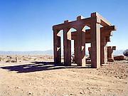 Portico, Temple of Athtar