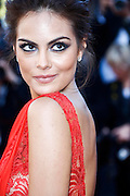 Ximena Navarrete attend the 'Zulu' Premiere and Closing Ceremony during the 66th Annual Cannes Film Festival at the Palais des Festivals on May 26, 2013 in Cannes, France