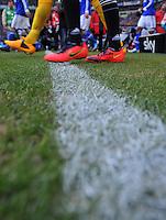 FUSSBALL   1. BUNDESLIGA   SAISON 2012/2013    27. SPIELTAG FC Schalke 04 - TSG 1899 Hoffenheim                       30.03.2013 Fussball Allgemein