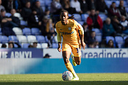 Daniel Johnson (11) of Preston North End during the EFL Sky Bet Championship match between Reading and Preston North End at the Madejski Stadium, Reading, England on 19 October 2019.