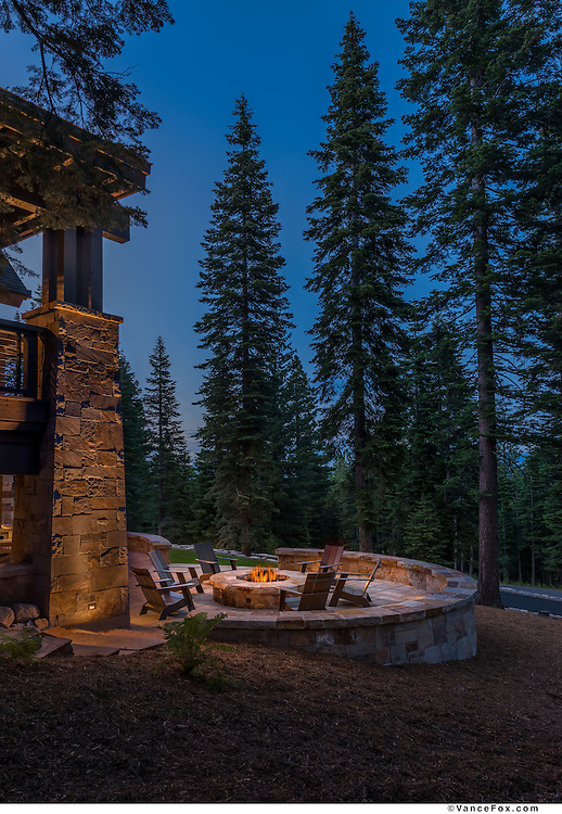 37 Martis Camp home for Sarah Jones Interior Design, AP Thomas Construction, Lot C Architecture