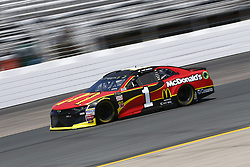 July 20, 2018 - Loudon, New Hampshire, United States of America - Jamie McMurray (1) takes to the track to practice for the Foxwoods Resort Casino 301 at New Hampshire Motor Speedway in Loudon, New Hampshire. (Credit Image: © Justin R. Noe Asp Inc/ASP via ZUMA Wire)